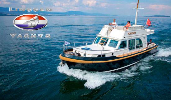 Linssen Yachts